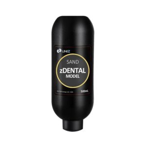 Uniz-zdental-model-resine-sable-500ml